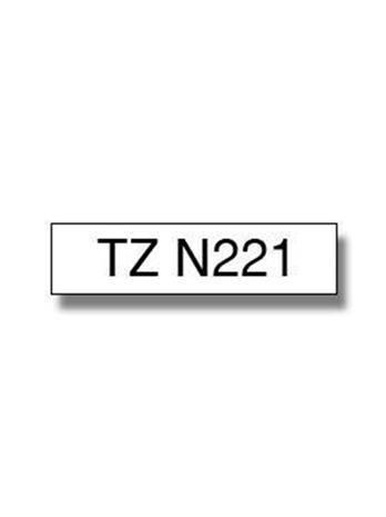 Brother TZN221, mustekasetti