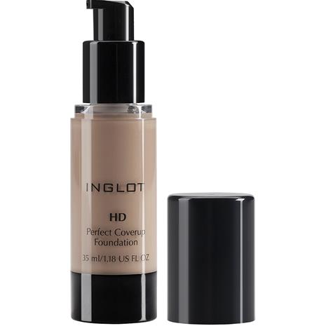 INGLOT HD Perfect Coverup Foundation - 80 35ml