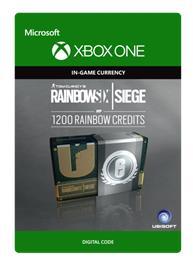 Rainbow Six: Siege - 1200 Credits, Xbox One -peli