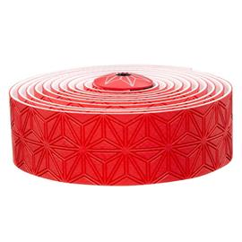 Supacaz Silicone tankonauha , punainen