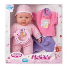 My Baby Love Nukke Mathilde