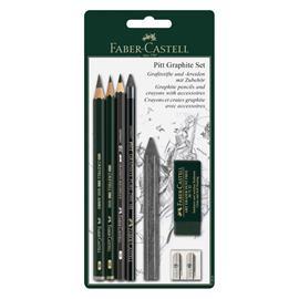 Faber-Castell - PITT Graphite Master set (112997)