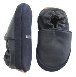 Melton - Leather shoe - Blue Nights