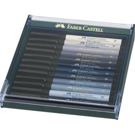 Faber-Castell - Pitt Artist Pen - Grey (267423)