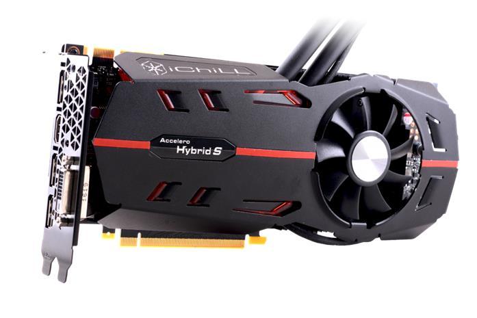 Inno3D GeForce GTX 1060 iChill Black (N1060-4DDN-N5GM) 6 GB, PCI-E, näytönohjain