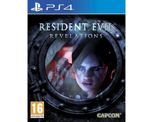 Resident Evil Revelations, PS4-peli