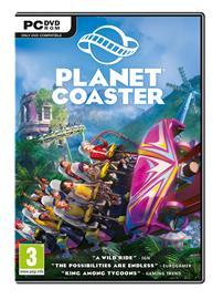Planet Coaster, PC -peli