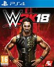 WWE 2K18, PS4 -peli