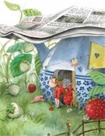 Mansikkahaltijatar : hokkuspokkusta lepakkopuussa (Stefanie Dahle), kirja