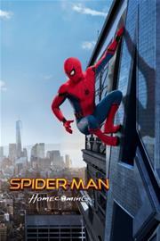 Spider-Man: Homecoming (Blu-Ray), elokuva