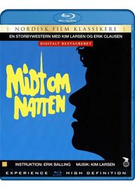 In the Middle of the Night (1984, Blu-ray), elokuva