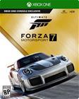 Forza Motorsport 7 - Ultimate Edition, Xbox One -peli
