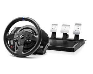 Thrustmaster T300 RS GT Edition, PC/PS3/PS4 -rattiohjain + polkimet