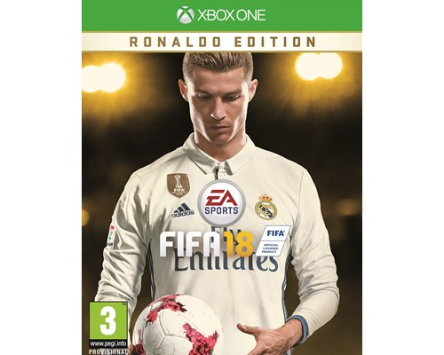 FIFA 18 Ronaldo Edition, Xbox One -peli