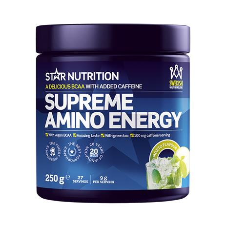 Supreme Amino Energy, 250 g