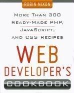 Web Developer's Cookbook (Robin Nixon), kirja