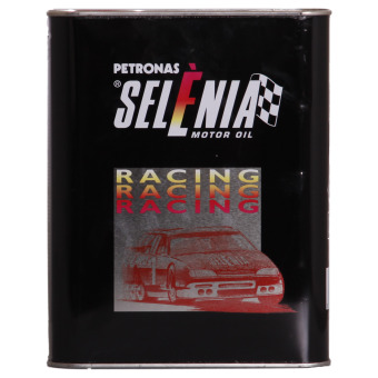 Selenia 10W-60 Racing 2.0 l Purkki