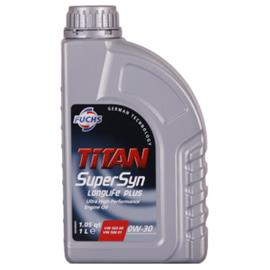 Fuchs Titan Supersyn Longlife Plus 0W-30 1.0 l Purkki