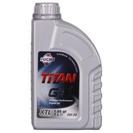 Fuchs Titan GT 1 0W-20 1.0 l Purkki