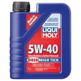 Liqui Moly DIESEL HIGH TECH 5W-40 1.0 l Purkki
