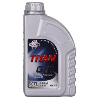 Fuchs Titan GT1 5W-40 1.0 l Purkki