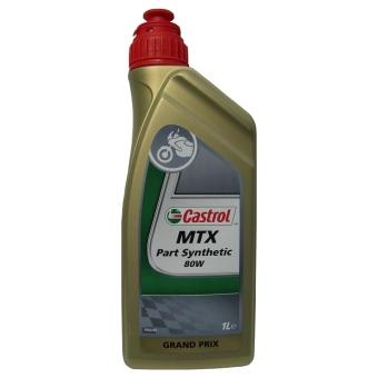 Castrol MTX Part Synthetic 80W 1.0 l Purkki