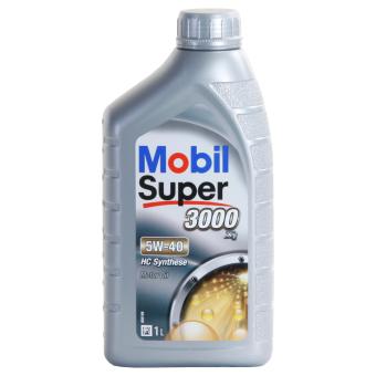 Mobil 1 SUPER 3000 X1 5W-40 1.0 l Purkki