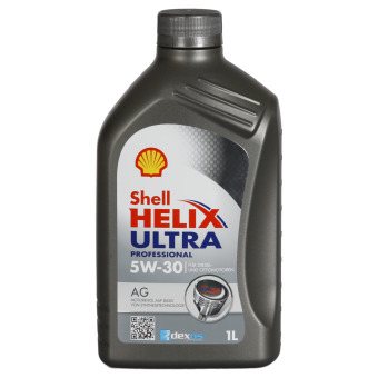 Shell Helix Ultra Professional AG 5W-30 1.0 l Purkki