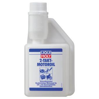 Liqui Moly 2-Takt- itsesekoittuva Moottoriöljy 250.0 ml Annostelupullo