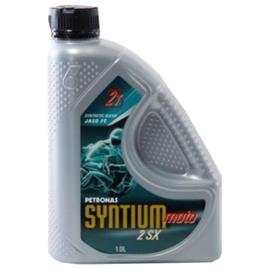 Petronas SYNTIUM MOTO 2SX 1.0 l Purkki