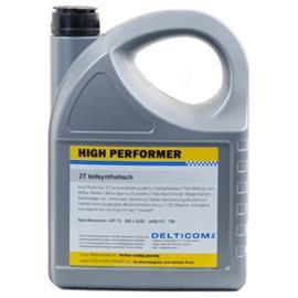 High Performer Kaksitahtiöljy osittain synteettinen 5.0 l Kannu