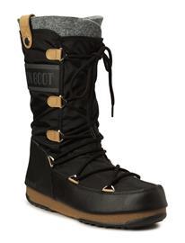 Moon Boot Mb Moon Boot W.E. Monaco Fel MONACO FEL BLACK