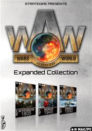 Wars Across The World - Expanded Collection, PC -peli