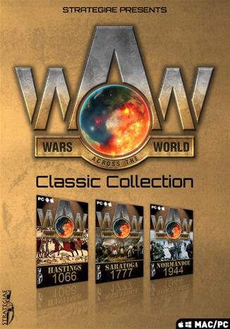 Wars Across The World - Classic Collection, PC -peli