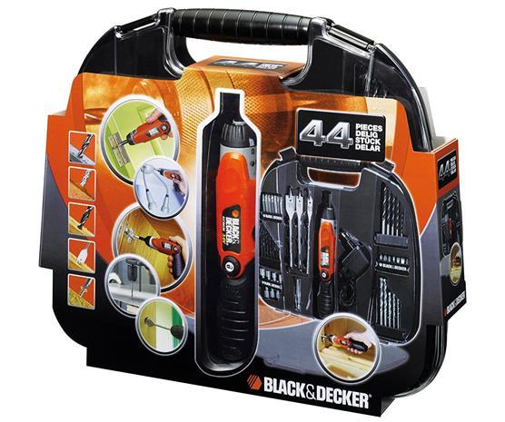 Black & Decker A7145, akkuruuvinväännin