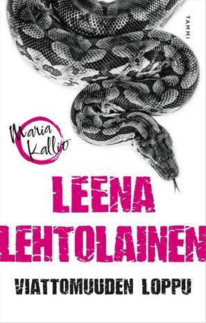 Viattomuuden loppu (Leena Lehtolainen), kirja