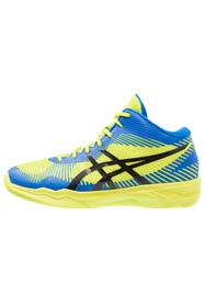 ASICS VOLLEY ELITE FF MT Lentopallokengät energy green/directoire blue/black