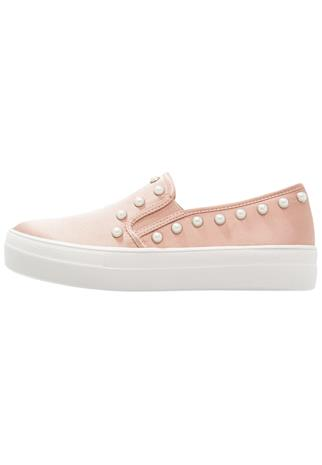 Steve Madden GLACIER Loaferit/pistokkaat blush