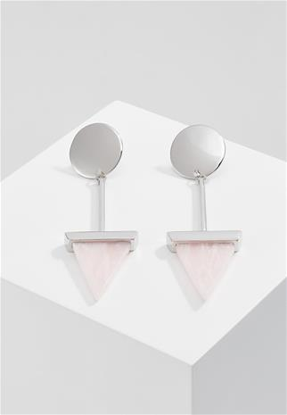 Topshop ROSE DROPS Korvakorut pastel pink