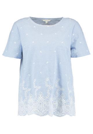 Cortefiel Pusero light blue