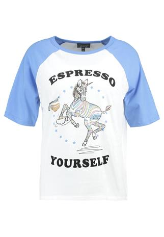 Topshop ESPRESSO YOURSELF Yöasusetti blue