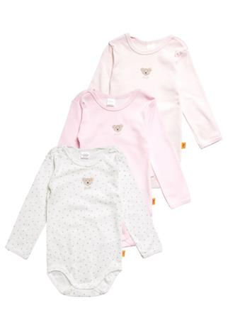 Steiff Collection 1/1 ARM ESSENTIALS 3 PACK Body barely pink/rose