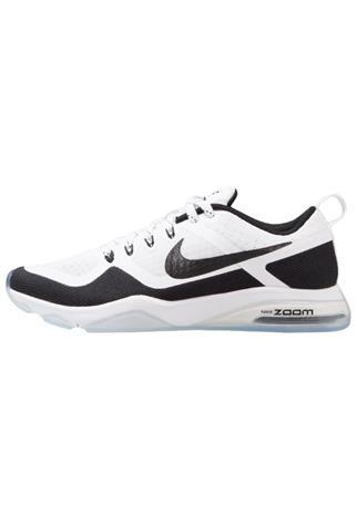 Nike Performance AIR ZOOM FITNESS Kuntoilukengät white/black