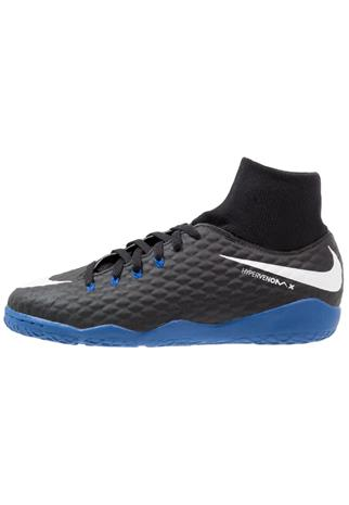 Nike Performance HYPERVENOMX PHELON 3 DF IC Futsalkengät black/white/game royal