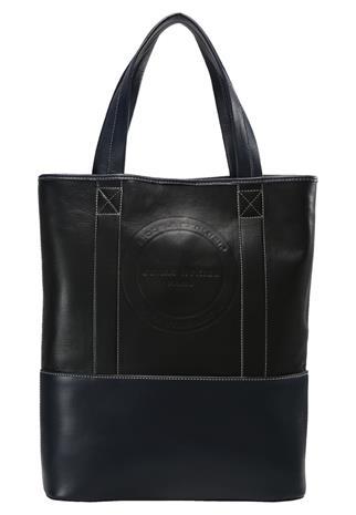 Sonia Rykiel Shopping bag noir/blue minui