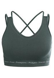 Yogasearcher MATRIKA Urheiluliivit khaki