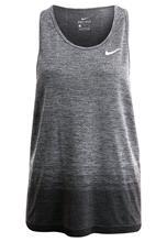 Nike Performance DRIFIT Tekninen urheilupaita anthracite/wolf grey/dark grey