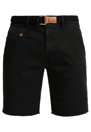 INDICODE JEANS SAWYER Shortsit black