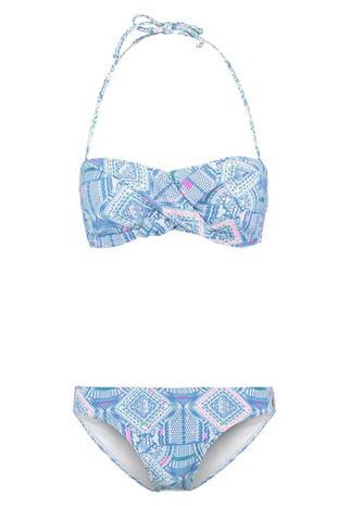 Chiemsee EBONY Bikinit remix blue