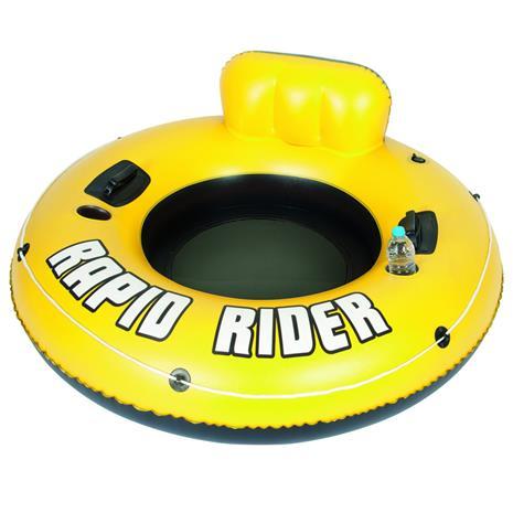 Bestway Rapid Rider Yhden Hengen Täytettävä Kelluntaputki 43116